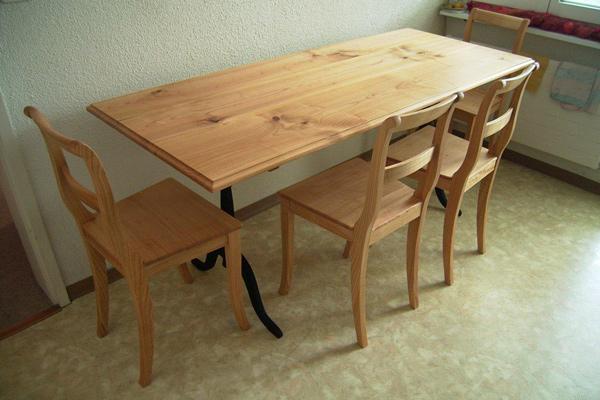 Tische Und Stühle Antik Schreinerei Fischer